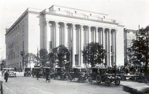 Konserthuset i Stockholm invigningsåret 1926.